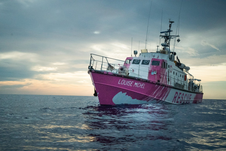 Le «Louise Michel» n'est pas un navire humanitaire, mais une arnaque politique!