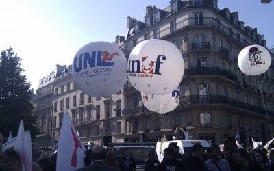 L'UNEF, le porte-étendard français de l'islamogauchisme européen, tape dans votre porte-monnaie