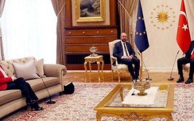 #Sofagate: L'Europe une nouvelle fois humiliée par Erdogan
