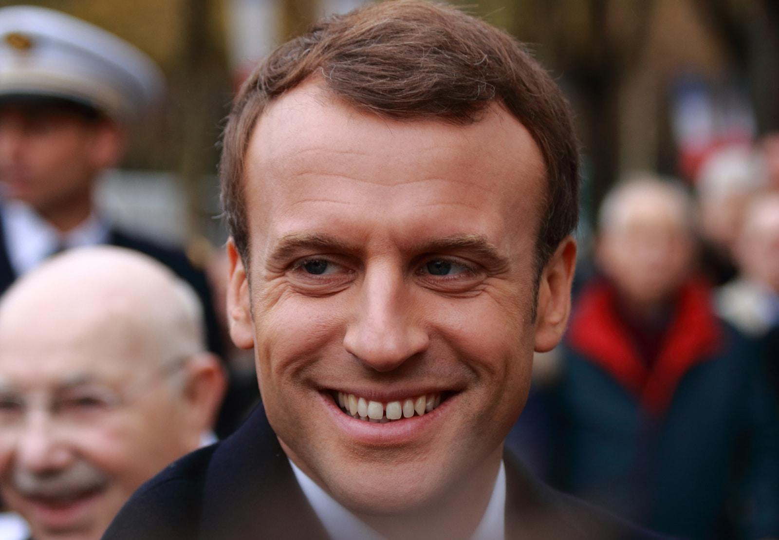 Macron lance sa campagne de tourisme électoral
